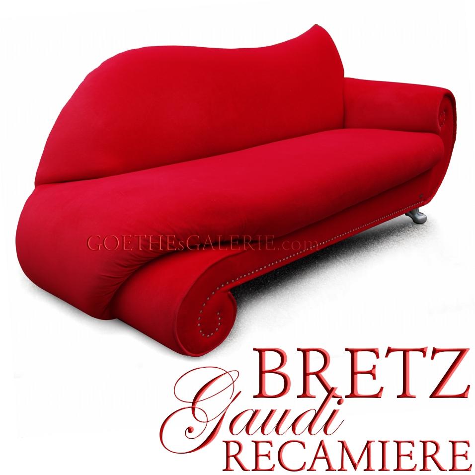 bretz sofa gaudi original bretz sofa mit original bretz. Black Bedroom Furniture Sets. Home Design Ideas