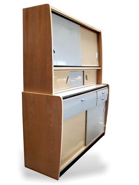 Traum Vintage Küchenschrank Pastellfarbe Midcentury 50er 60er ...